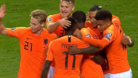 گل چهارم هلند به آلمان ( جورجینیو واینالدوم)