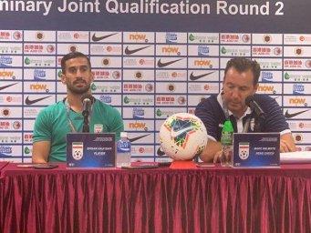 حاج صفی: تفاوت با تیم سابق در عملکرد هجومی است