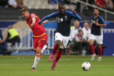 خلاصه بازی فرانسه 3 - آندورا 0