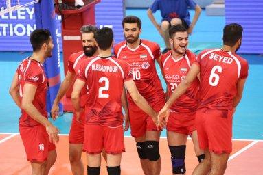 خلاصه والیبال ایران 3 - قطر 0