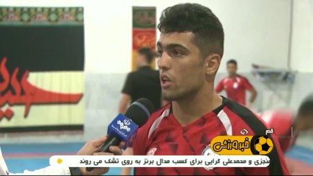 آخرین خبرها از اردوی تیم ملی کبدی ایران