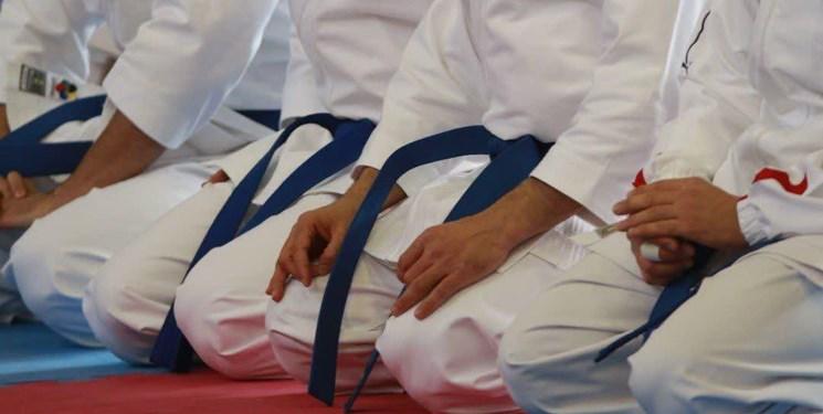 نمایندگان کاراته ایران حریفان خود را شناختند