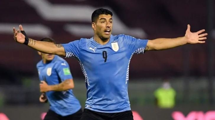 فهرست بازیکنان اروگوئه برای کوپا آمهریکا