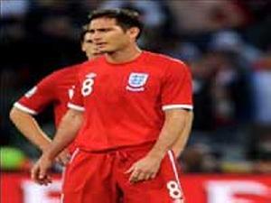 گل زیبا اما مردود لمپارد به آلمان در جام جهانی ۲۰۱۰