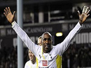 پیروزی 9 بر 1 تاتنهام برابر ویگان در فصل 10-2009