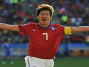 خداحافظی پارک جی سونگ از فوتبال