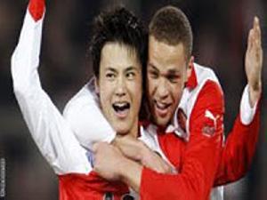 ونگر تحت تاثیر عملکرد ستاره ژاپنی تیمش