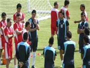 ابرازهمدردی اعضای تیمملی فوتبال با زلزلهزدگان