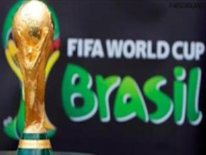گلهای از روی نقطه پنالتی در جام جهانی 2014 برزیل