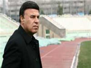 پرویز مظلومی: بازی را ندیدم