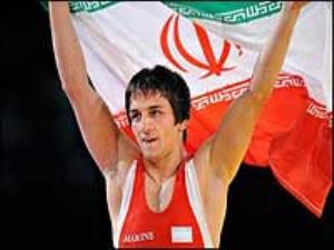 تجلیل از حمید سوریان قهرمان جهان