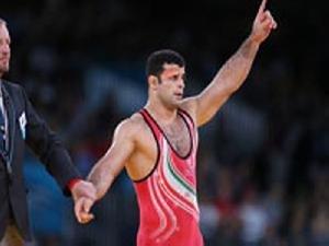 تقدیم طلای 96 کیلوگرم المپیک به زلزلهزدگان