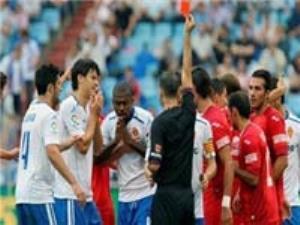 احضار بازیکنان ساراگوسا و لوانته به اتهام تبانی