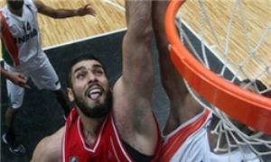 اصغر کاردوست MVP بسکتبال ایران شد