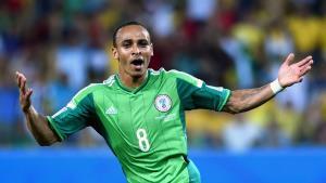 اودموینگه بهترین بازیکن دیدار نیجریه - بوسنی شد