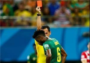 خداحافظی الکس سونگ از تیم ملی کامرون