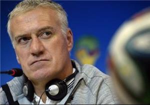 دشان: بازی برای فرانسه همیشه یک افتخار است
