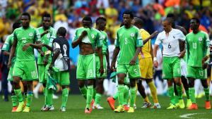 معرفی ۱۱ بازیکن نیجریه و ایسلند