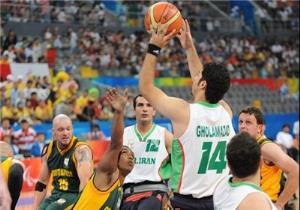 پیروزی تیم بسکتبال با ویلچر ایران برابر روسیه