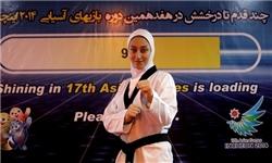 حذف روحانی از مسابقات جهانی تکواندو