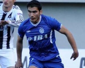 اولین بازیکن لیگ در جام ملتها