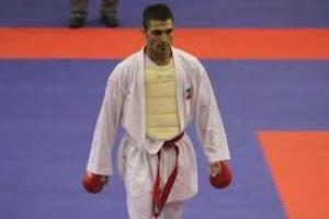 کاراته وان مسکو؛ پورشیب به مدال برنز نرسید
