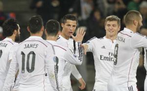 رئال مادرید در آستانه ثبت یک رکورد جدید
