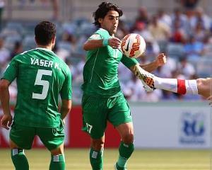 صحبتهای بازیکنان عراق درباره دیدار با ایران