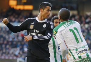 واکنش بازیکن مضروب به عذرخواهی رونالدو