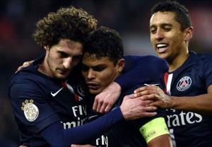 پیروزی پرگل پاریس سنت ژرمن مقابل تولوز
