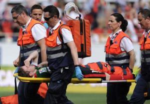 مونیایین فینال کوپا مقابل بارسا را از دست داد