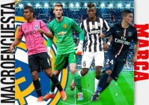 همه احتمالات نقل و انتقالاتی رئال مادرید