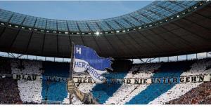 برلینیها استقلال – سپاهان را تماشا میکنند