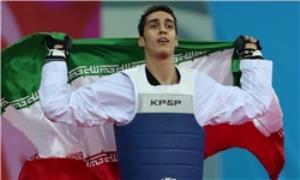 ۲ مدال برنز بر گردن خدابخشی و محمدی