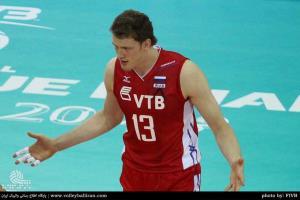 شوک به والیبال روسیه قبل از المپیک