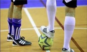 منصوری، برنده دیدار نیمه تمام لیگ برتر فوتسال