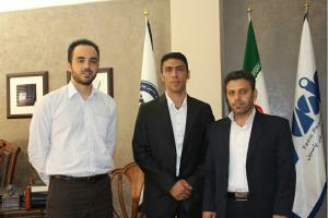 کاپیتان تیم ملی تکواندو به یاسین پیشرو پیوست