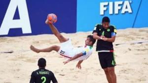 گل احمدزاده سومین گل برتر جام جهانی