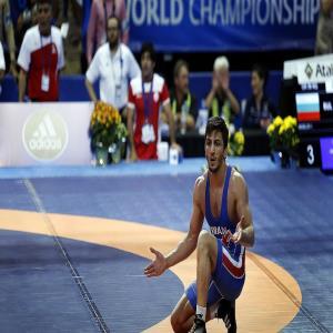 سوریان اگر المپیک برود، طلا برای اوست