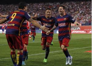 پیش بازی بارسلونا - بایر لورکوزن