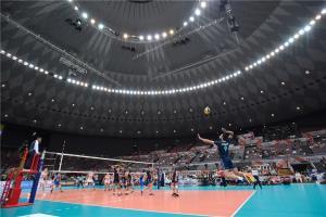والیبال جوانان جهان؛ ایتالیا به فینال رسید