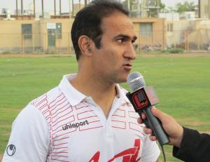 تاجدار: پارسه جوانترین تیم فوتبال ایران است