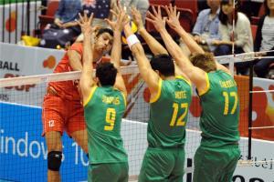 رقیب والیبال ایران در خاک ایتالیا