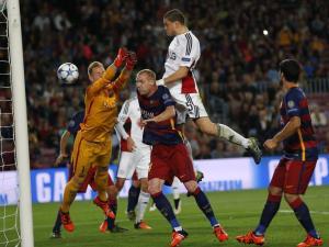 هو شدن برخی بازیکنان بارسلونا در نوکمپ
