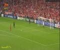ضیافت پنالتی فینال جام باشگاه های اروپا ۲۰۱۲