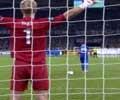 ایتالیا ۴-۲ انگلیس (پنالتی)