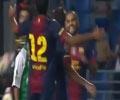 بارسلونا ۸-۰ راجا کازابلانکا