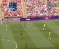 برزیل ۱-۲ مکزیک (فینال المپیک)