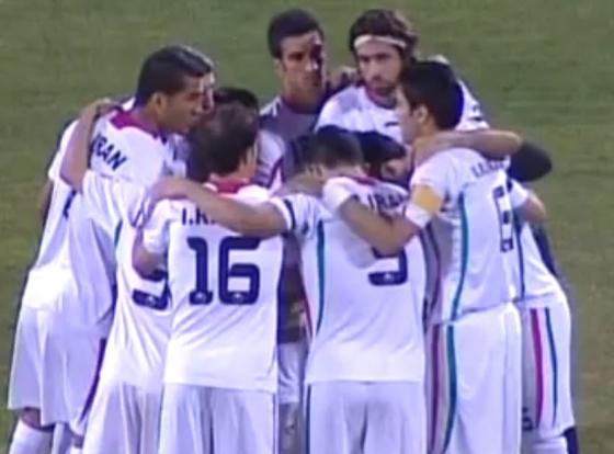 اردن ۰-۰ ایران