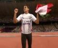 کسب مدال طلا جواد حردانی در پرتاب دیسک